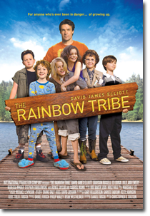 The DVD is now available for The Rainbow Tribe